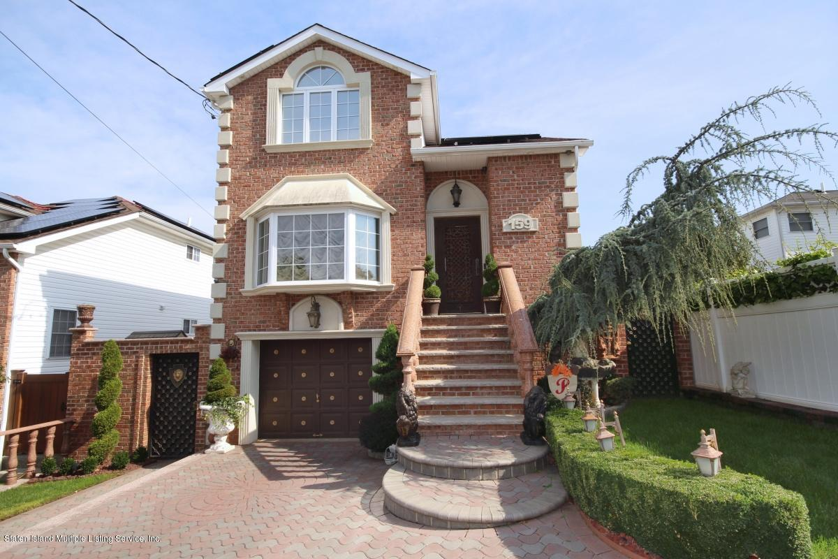Two Family - Detached in Tottenville - 159 Hecker Street  Staten Island, NY 10307
