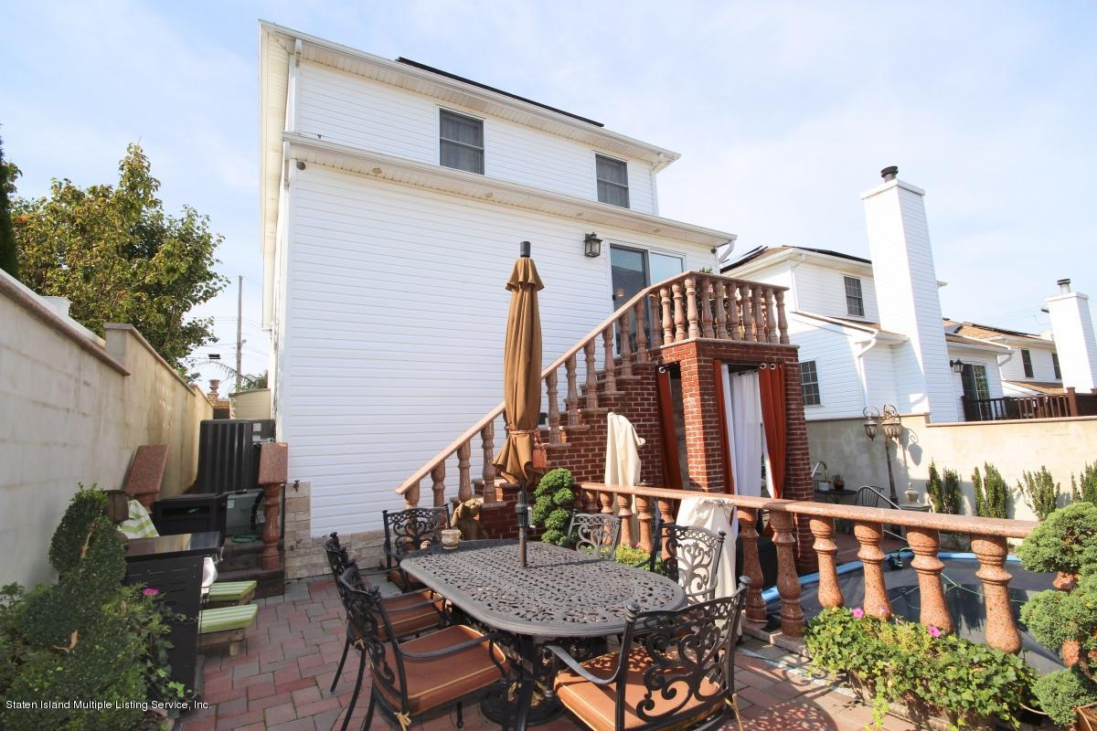 Two Family - Detached 159 Hecker Street  Staten Island, NY 10307, MLS-1123317-29
