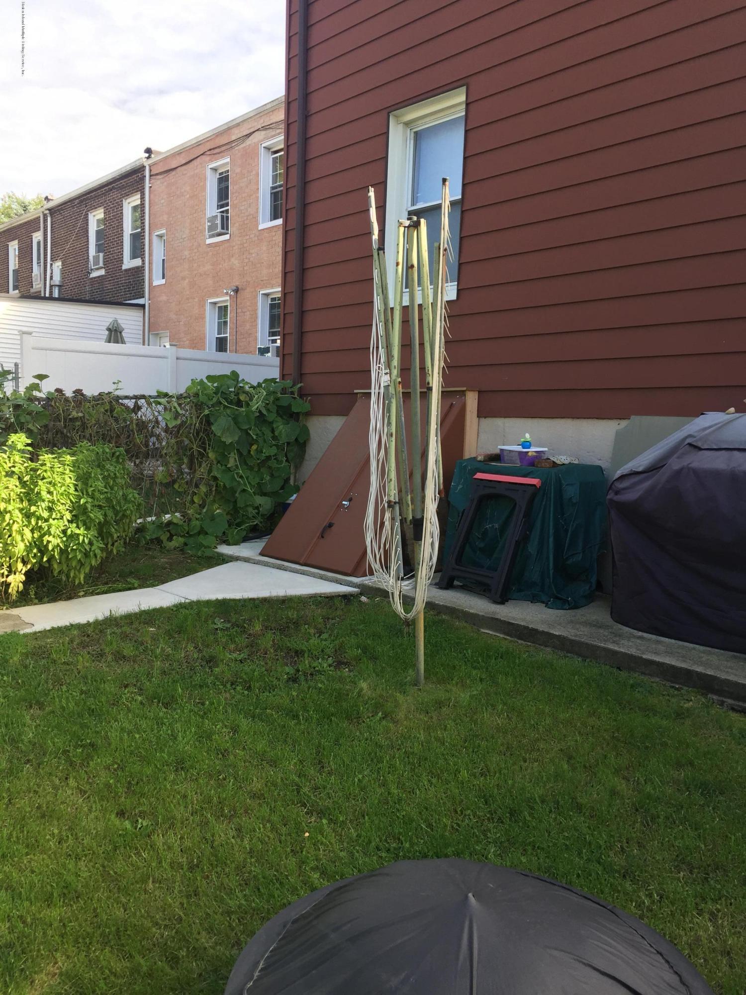 Two Family - Semi-Attached 31 Coale Avenue  Staten Island, NY 10314, MLS-1123386-34