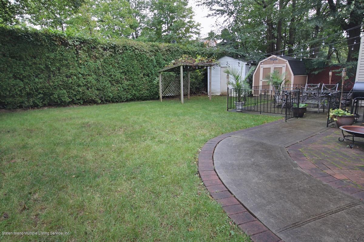 Two Family - Detached 132 Mayberry Promenade   Staten Island, NY 10312, MLS-1123523-35