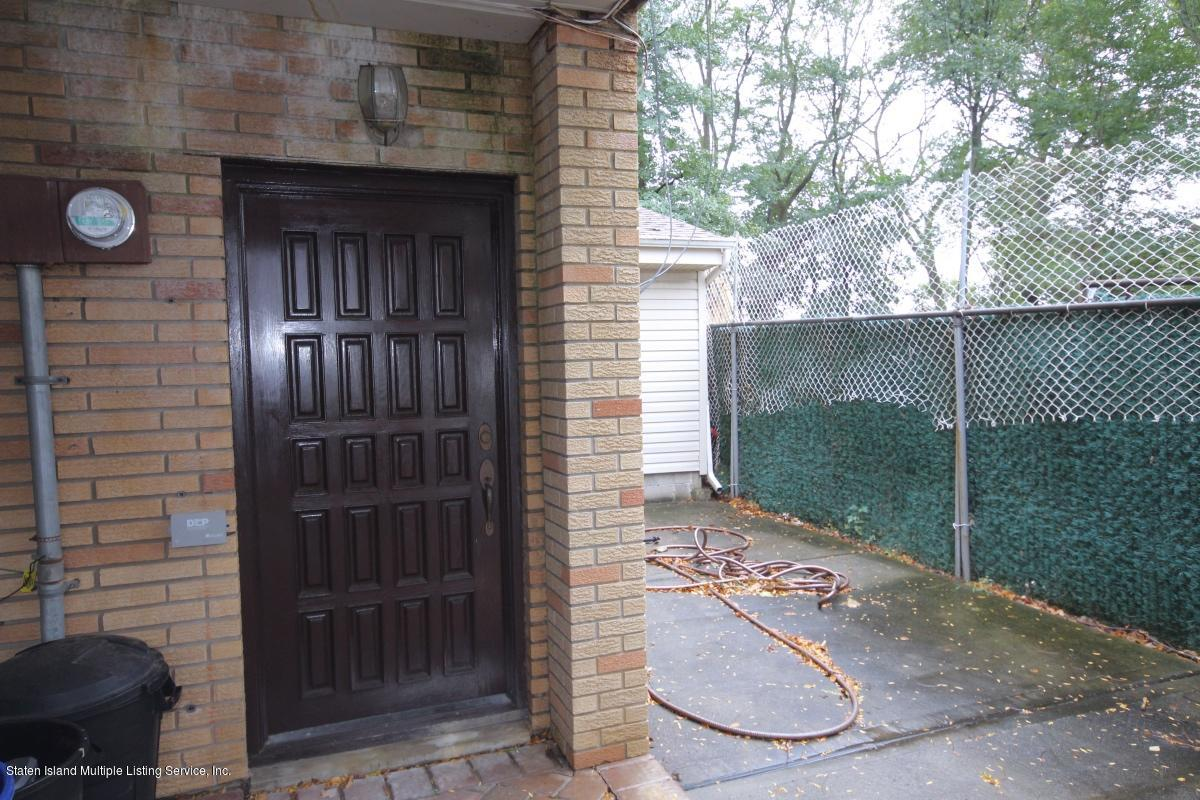 Two Family - Detached 132 Mayberry Promenade   Staten Island, NY 10312, MLS-1123523-38