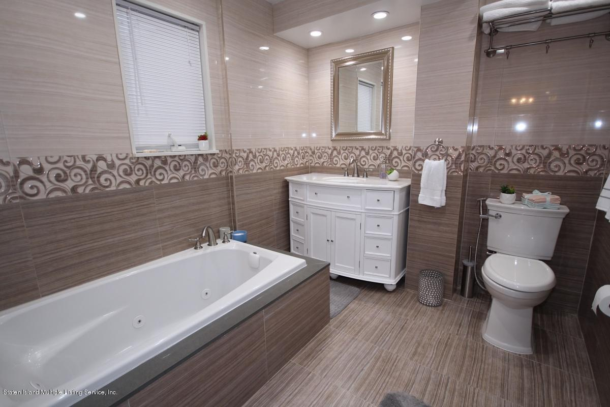 Two Family - Detached 132 Mayberry Promenade   Staten Island, NY 10312, MLS-1123523-22