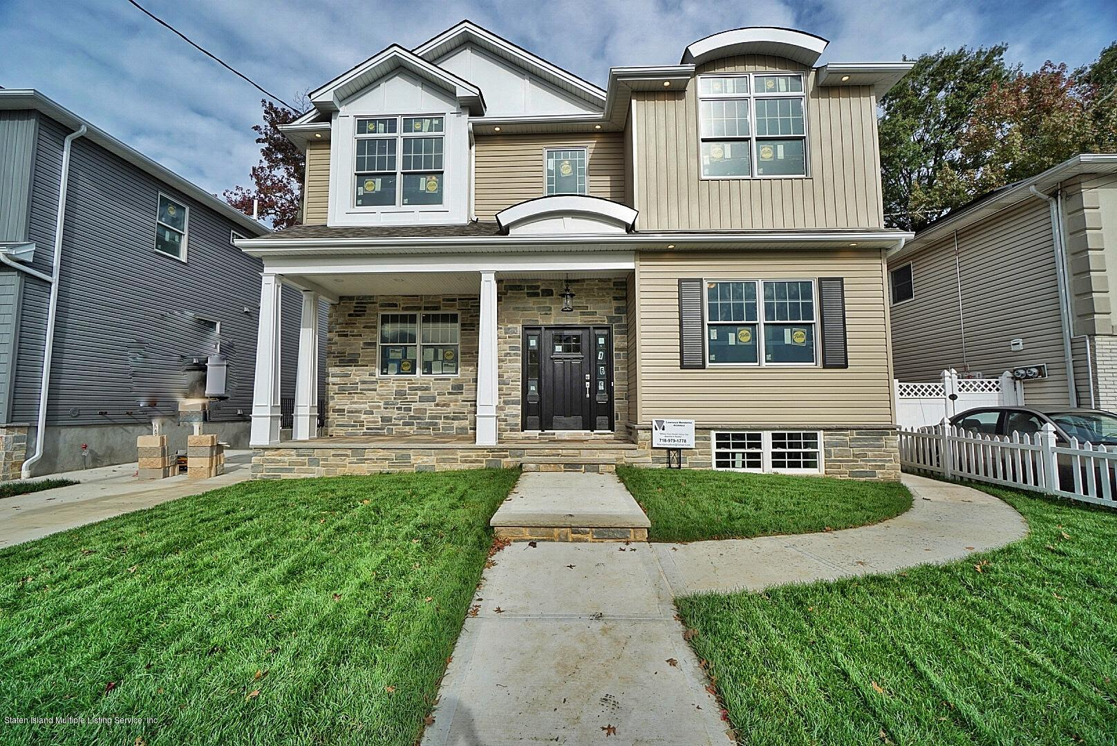 Two Family - Detached 169 Bathgate St   Staten Island, NY 10312, MLS-1122726-2