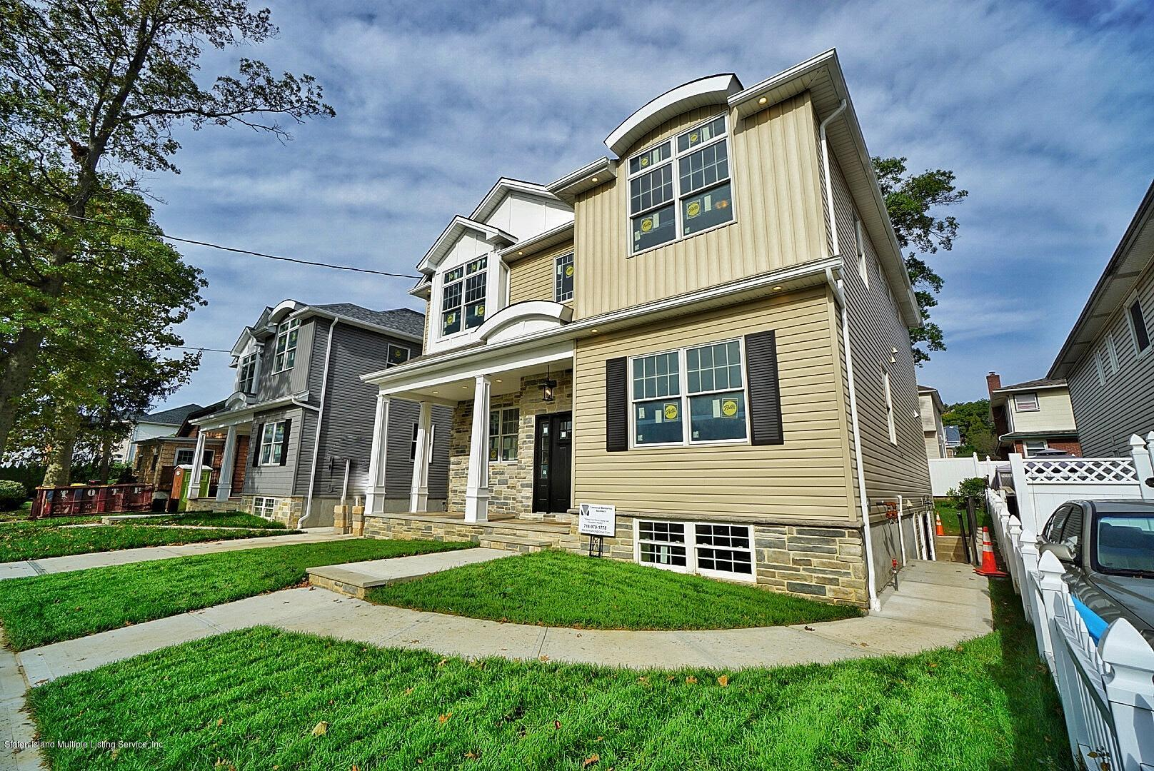 Two Family - Detached 169 Bathgate St   Staten Island, NY 10312, MLS-1122726-5