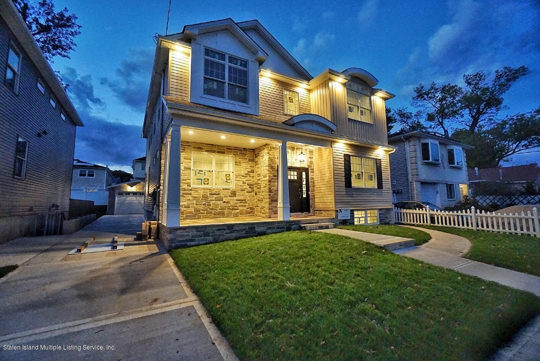 Two Family - Detached 169 Bathgate St   Staten Island, NY 10312, MLS-1122726-66