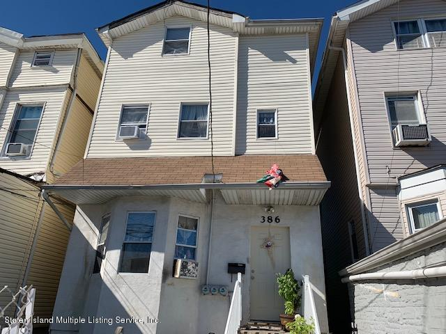 Two Family - Detached 386 Bay Street  Staten Island, NY 10301, MLS-1123575-2