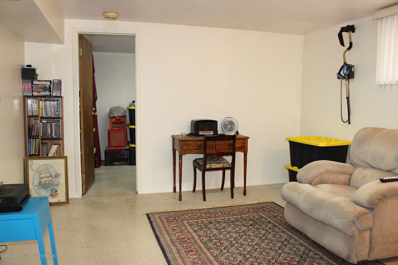 Single Family - Semi-Attached 450 Retford Avenue  Staten Island, NY 10312, MLS-1123601-12