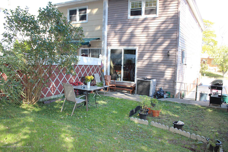 Single Family - Semi-Attached 450 Retford Avenue  Staten Island, NY 10312, MLS-1123601-16