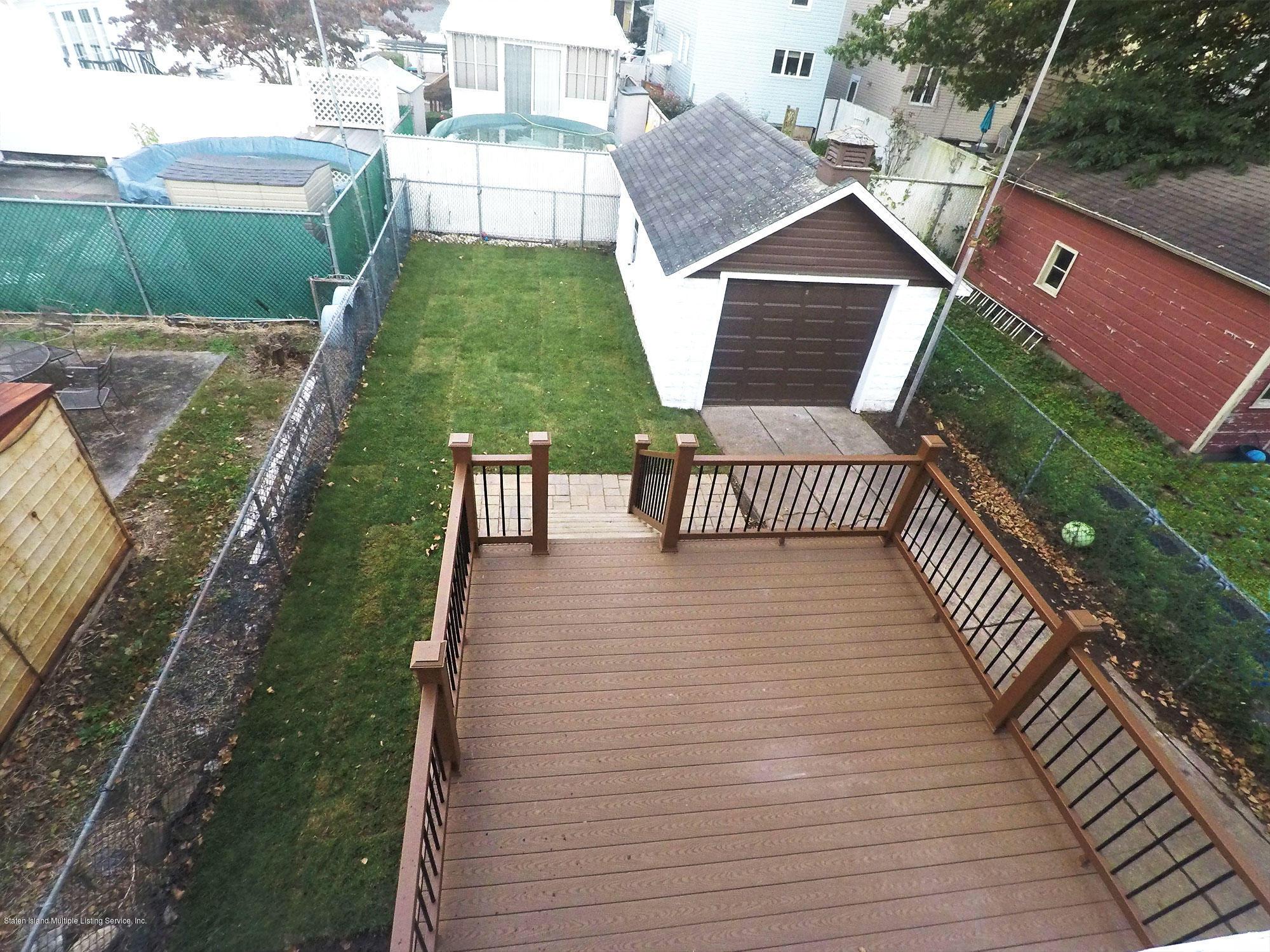 Single Family - Detached 115 Woodbine Avenue  Staten Island, NY 10314, MLS-1123689-38