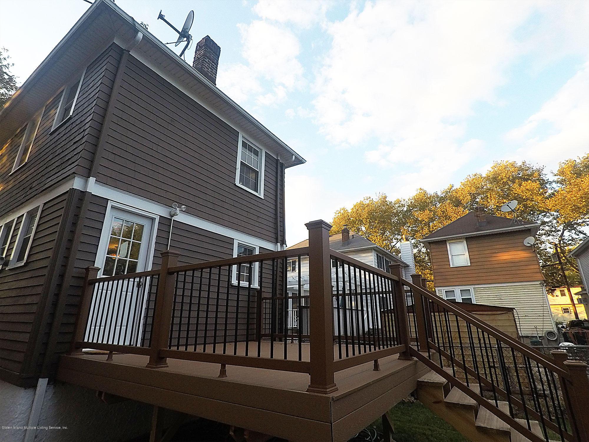 Single Family - Detached 115 Woodbine Avenue  Staten Island, NY 10314, MLS-1123689-40