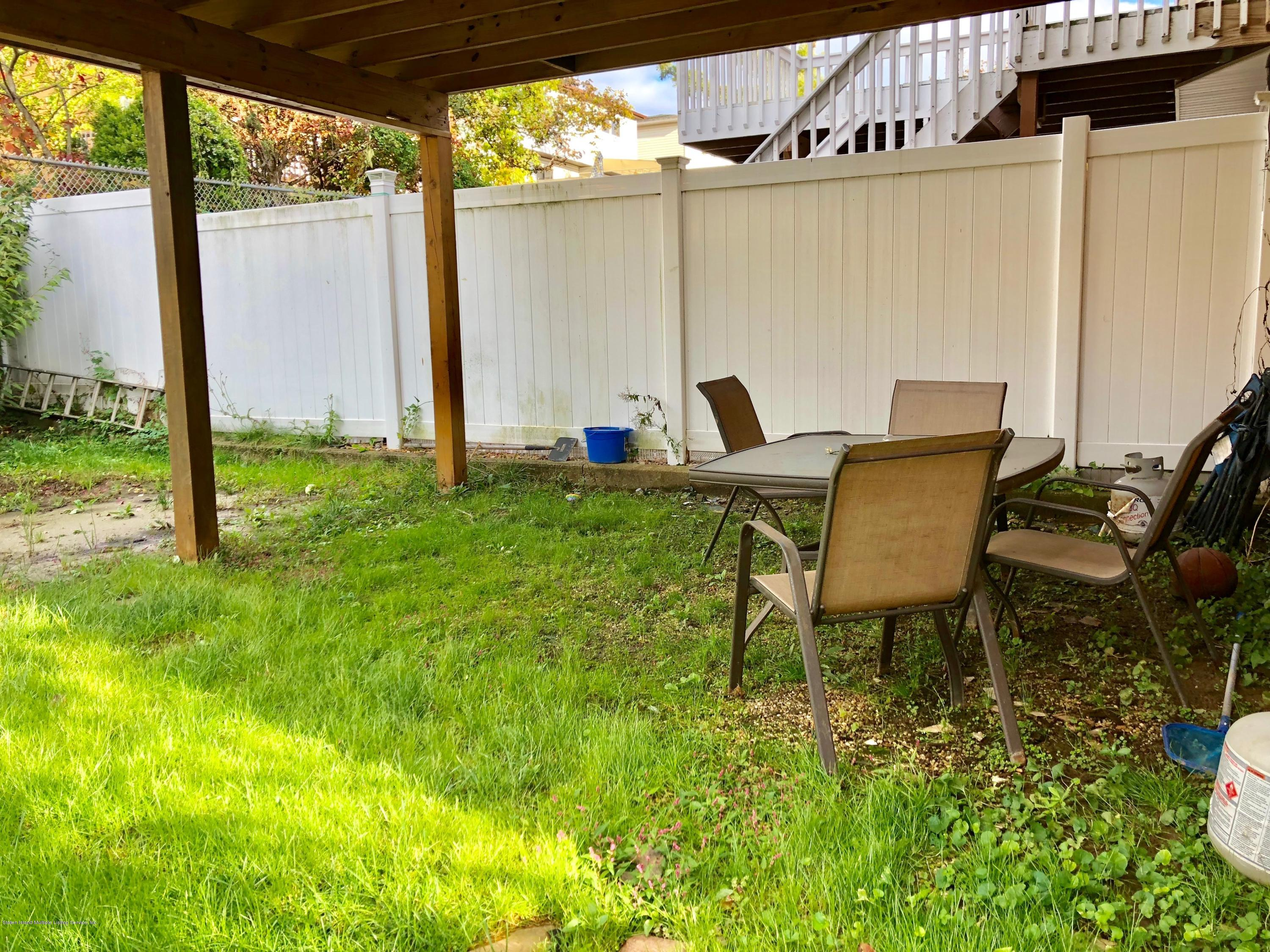 Single Family - Semi-Attached 205 Mcveigh Avenue  Staten Island, NY 10314, MLS-1123847-18