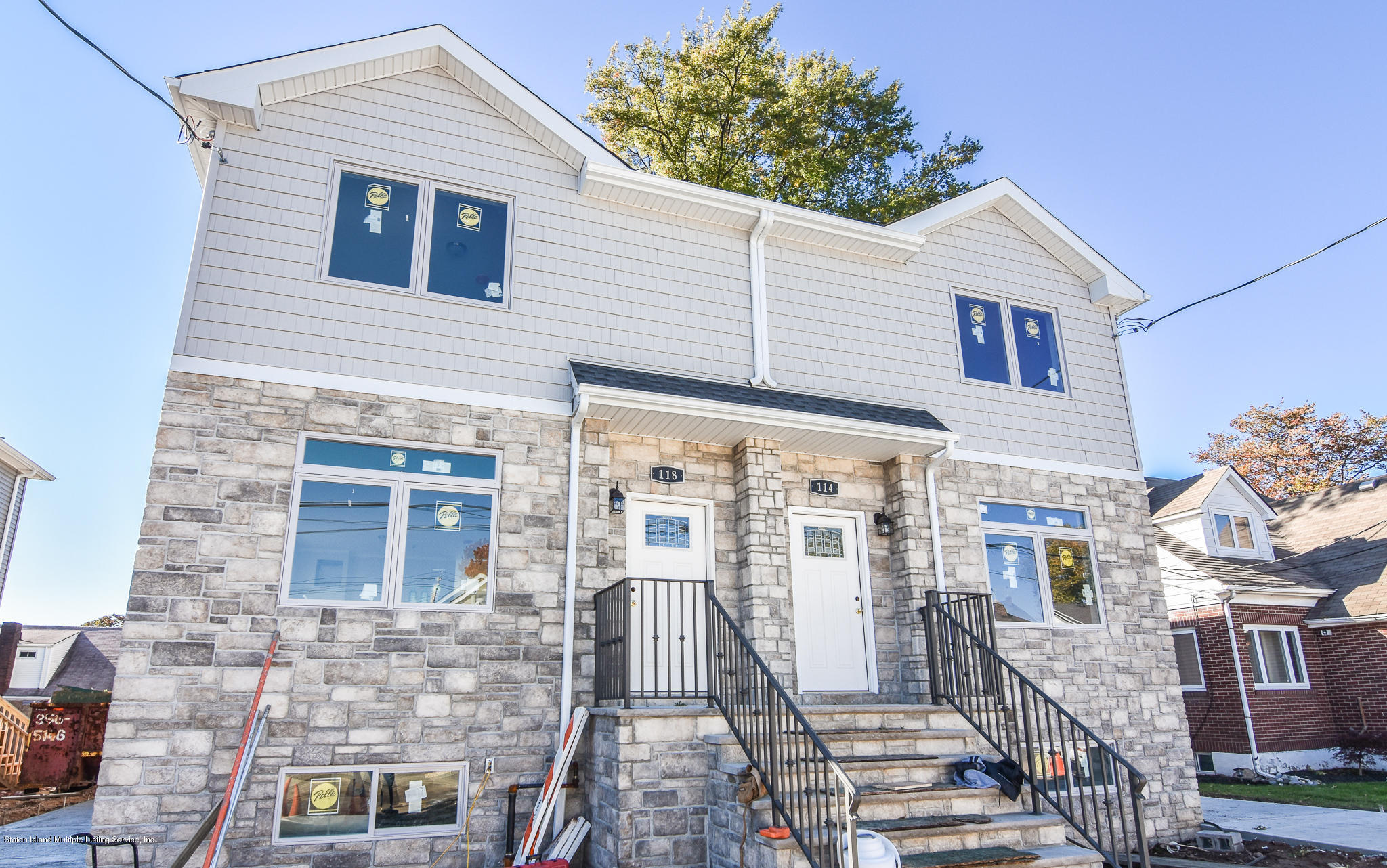 Single Family - Semi-Attached in Westerleigh - 114 Clermont Place  Staten Island, NY 10314