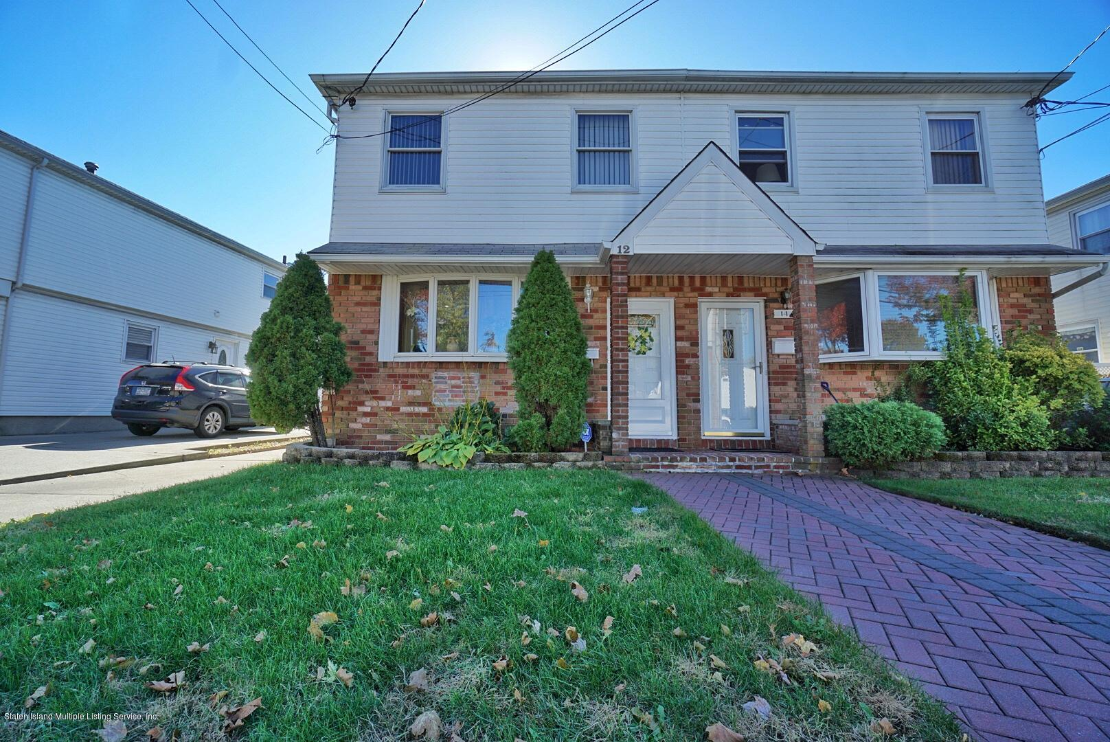 Single Family - Semi-Attached in New Springville - 12 Signs Road  Staten Island, NY 10314