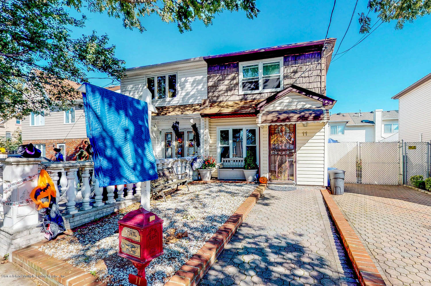 Single Family - Semi-Attached in South Beach - 11 Linda Avenue  Staten Island, NY 10305