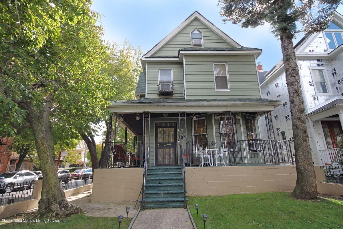 Two Family - Detached in Kensington - 220 Beverley Road  Brooklyn, NY 11218
