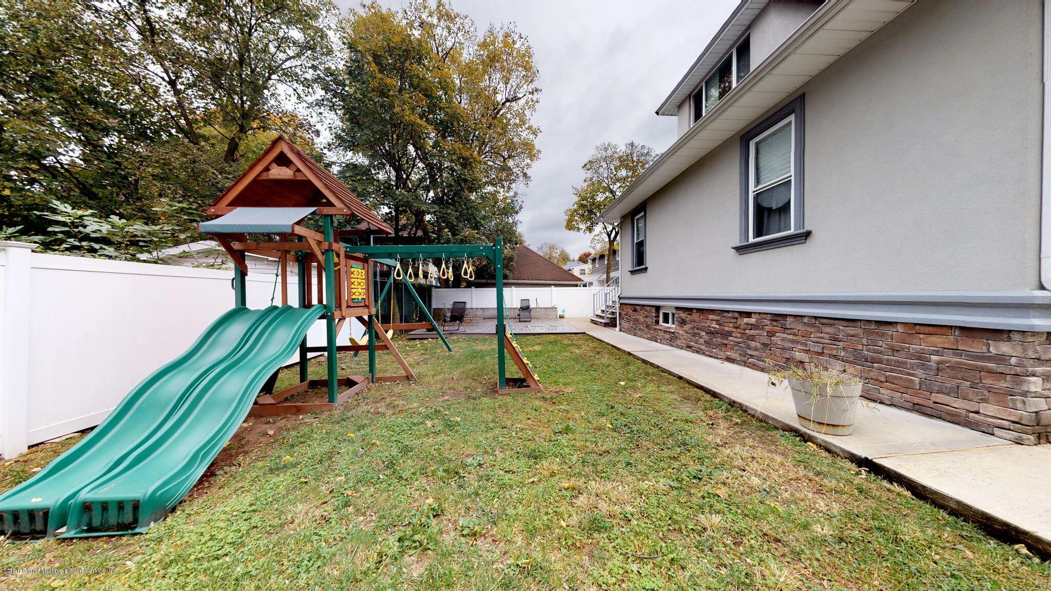 Single Family - Detached 128 Pelton Avenue  Staten Island, NY 10310, MLS-1124023-50