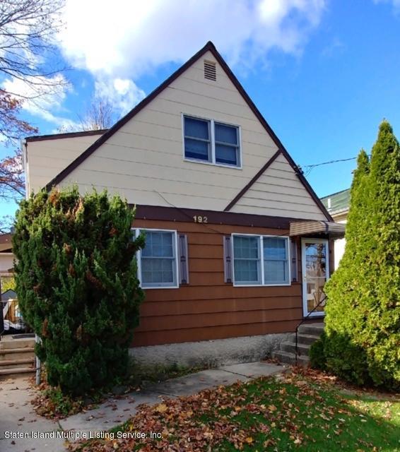 192 Livingston Avenue,Staten Island,New York,10314,United States,3 Bedrooms Bedrooms,7 Rooms Rooms,2 BathroomsBathrooms,Residential,Livingston,1124173