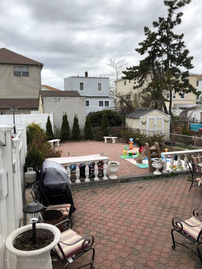 Single Family - Semi-Attached 204 Stobe Avenue  Staten Island, NY 10306, MLS-1124301-12