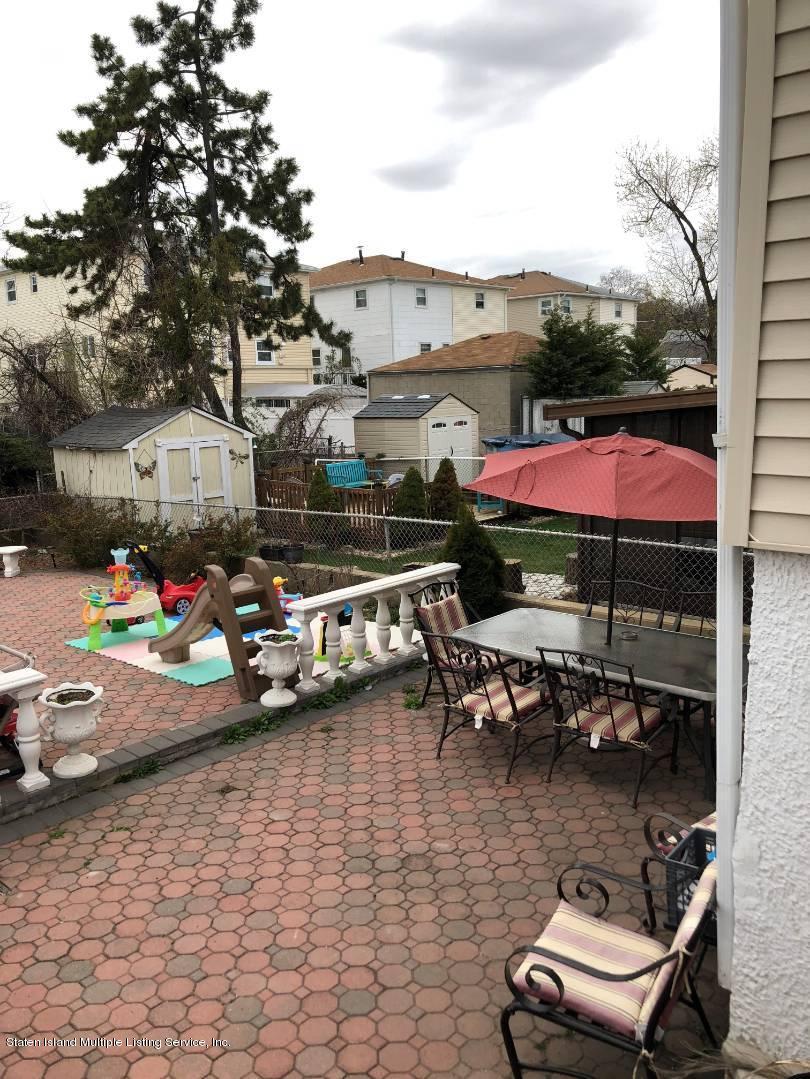 Single Family - Semi-Attached 204 Stobe Avenue  Staten Island, NY 10306, MLS-1124301-11