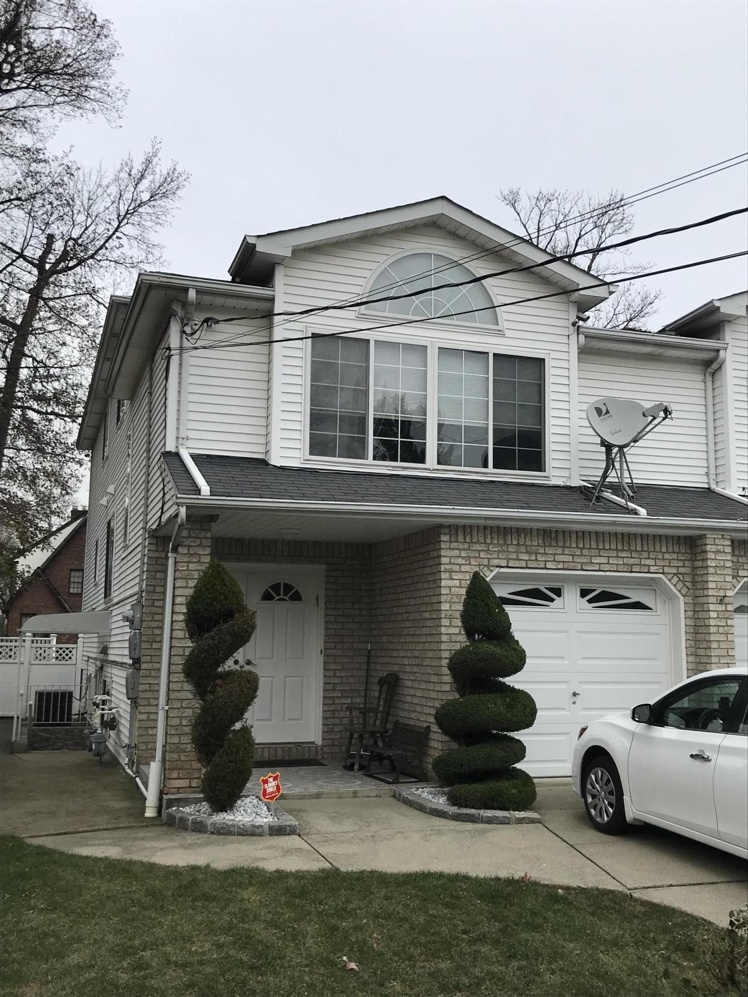 Two Family - Semi-Attached in Great Kills - 51 Whitman Avenue  Staten Island, NY 10308