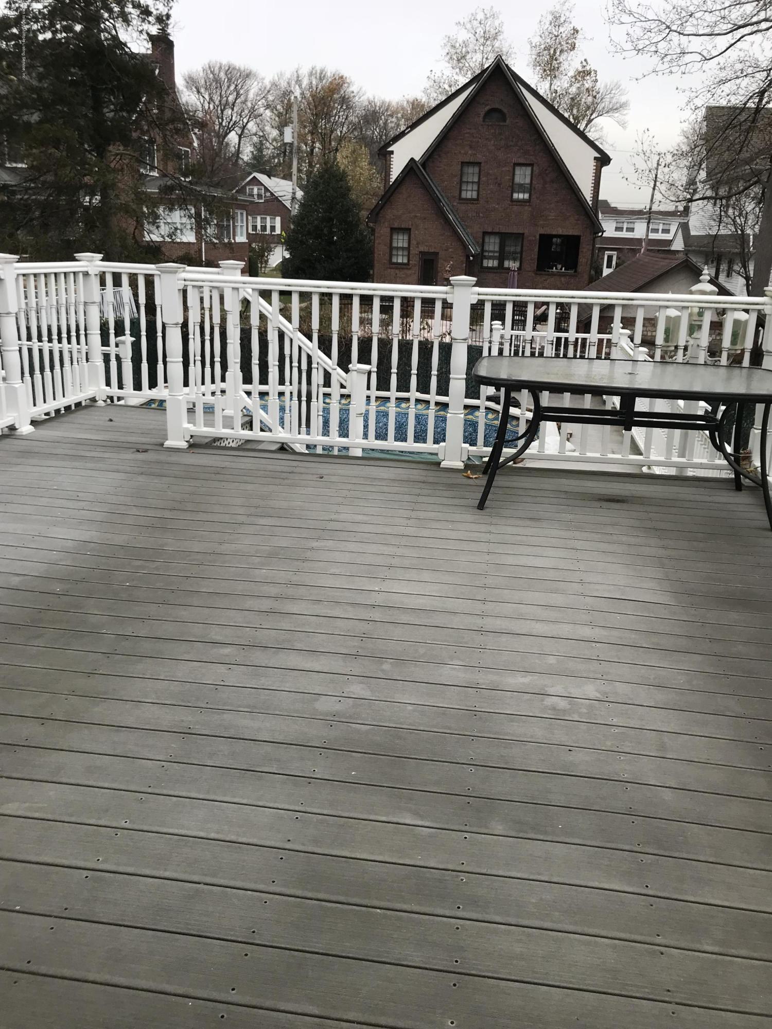 Two Family - Semi-Attached 51 Whitman Avenue  Staten Island, NY 10308, MLS-1124445-25