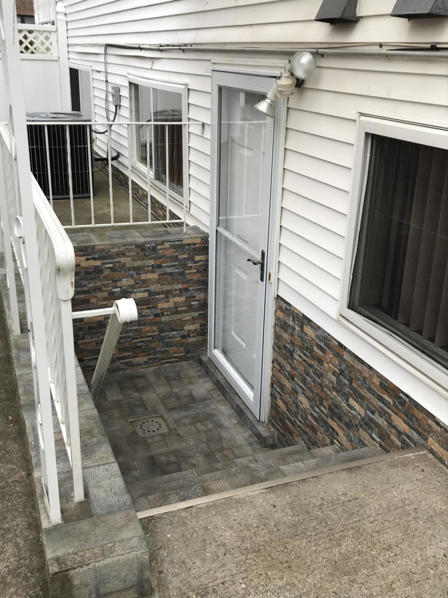 Two Family - Semi-Attached 51 Whitman Avenue  Staten Island, NY 10308, MLS-1124445-17