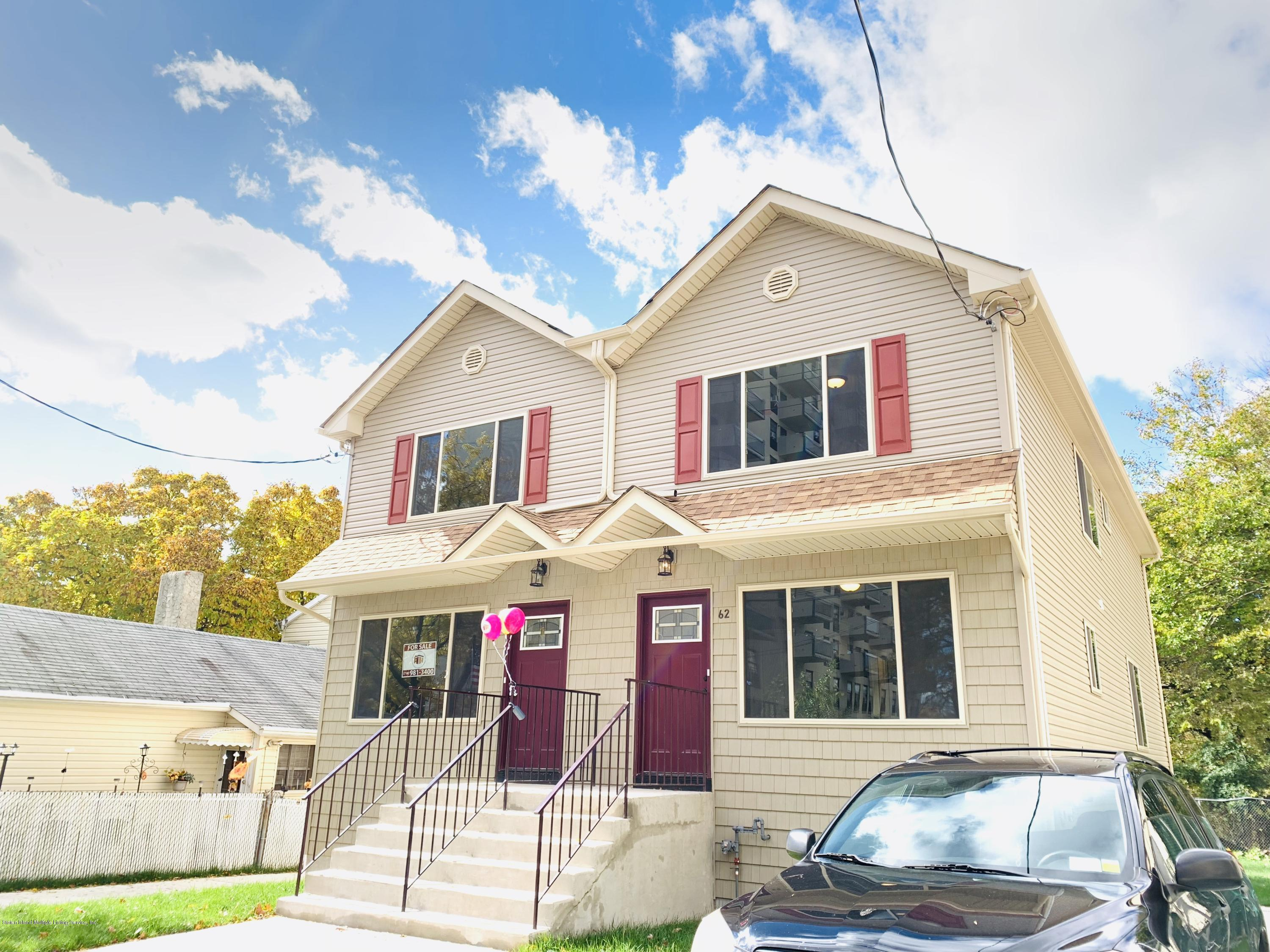 Single Family - Semi-Attached in Mariners Harbor - 62 Holland Avenue  Staten Island, NY 10303