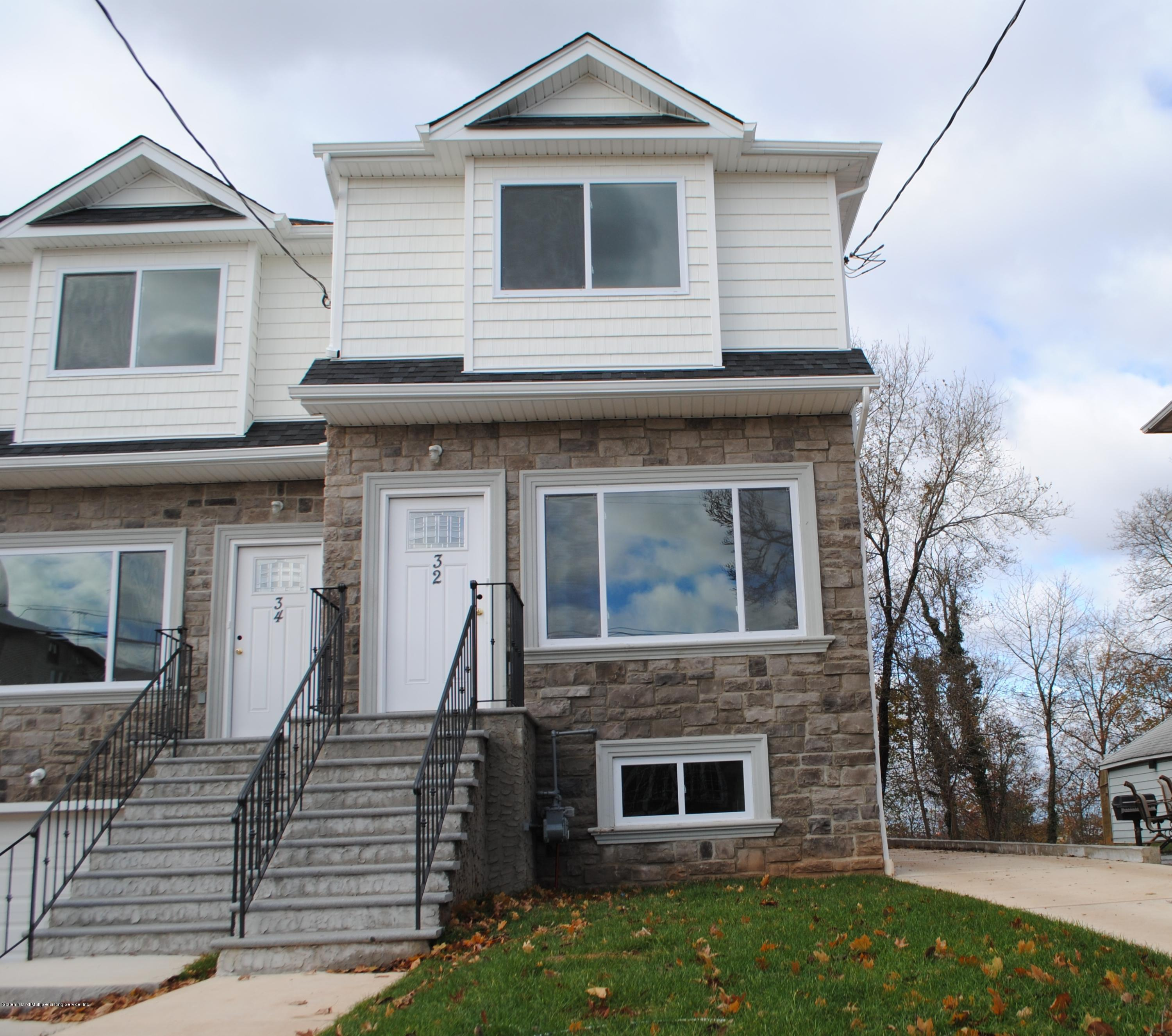 Single Family - Attached 32 Eunice Place   Staten Island, NY 10303, MLS-1121188-2