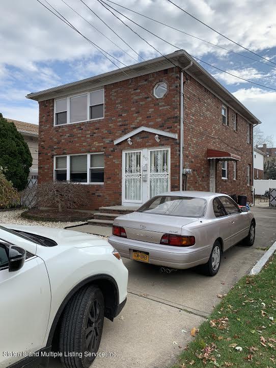 60 Sunnyside Terrace,Staten Island,New York,10301,United States,4 Bedrooms Bedrooms,6 Rooms Rooms,3 BathroomsBathrooms,Residential,Sunnyside,1124550