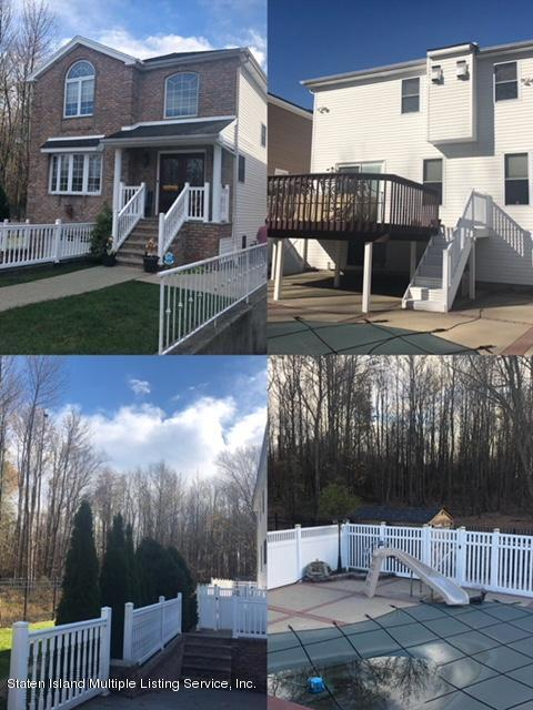 Two Family - Detached 80 Bedell Street  Staten Island, NY 10309, MLS-1124562-7