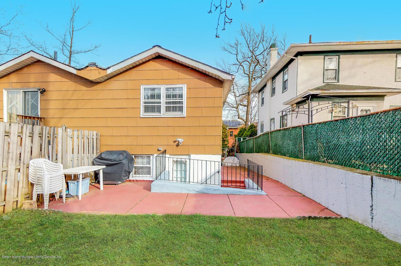 Single Family - Semi-Attached 46 Rhett Avenue  Staten Island, NY 10308, MLS-1124617-3
