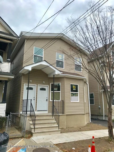 Two Family - Detached in Stapleton - 69 Gordon Street  Staten Island, NY 10304