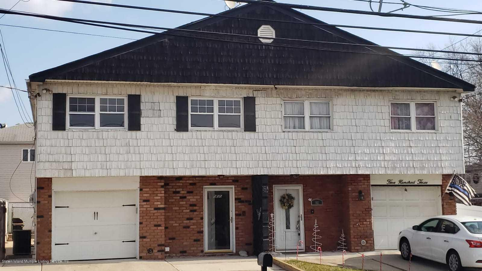 Single Family - Semi-Attached in Princes Bay - 505 Foster Road  Staten Island, NY 10309