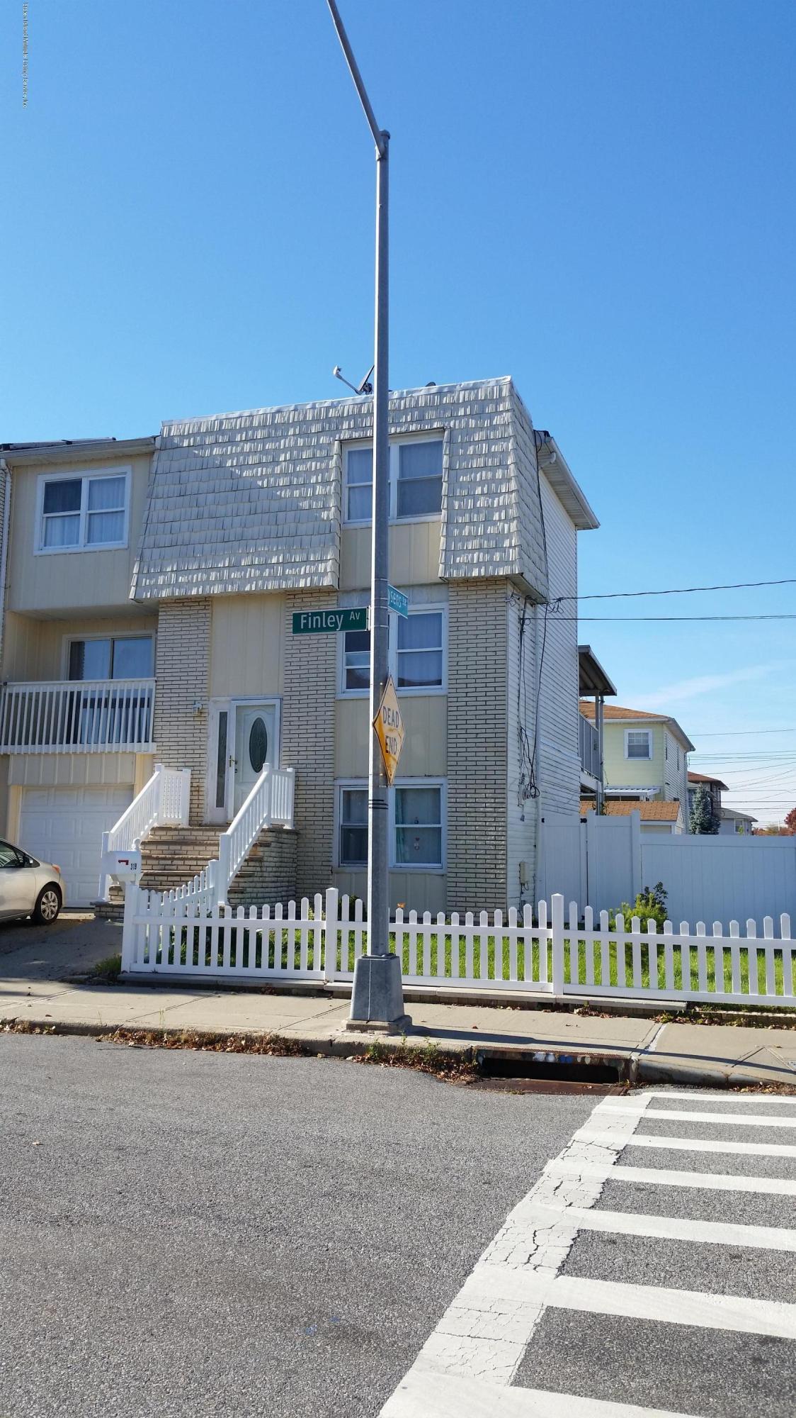Single Family - Semi-Attached in New Dorp - 319 Finley Avenue  Staten Island, NY 10306