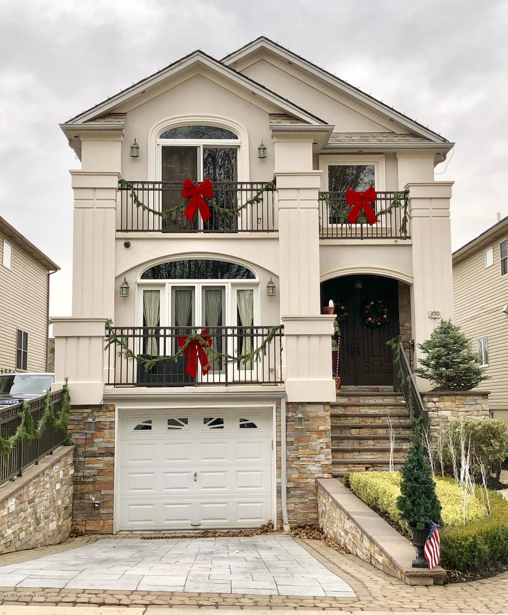Two Family - Detached in Rossville - 390 Alverson Avenue  Staten Island, NY 10309