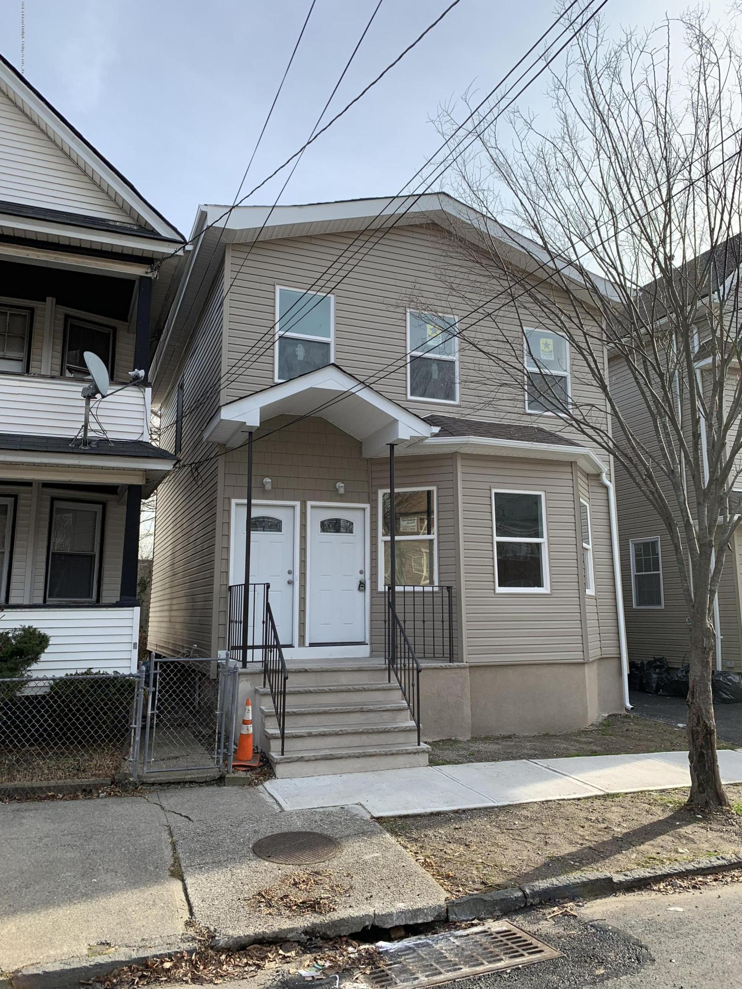 Two Family - Detached 69 Gordon Street  Staten Island, NY 10304, MLS-1124482-2
