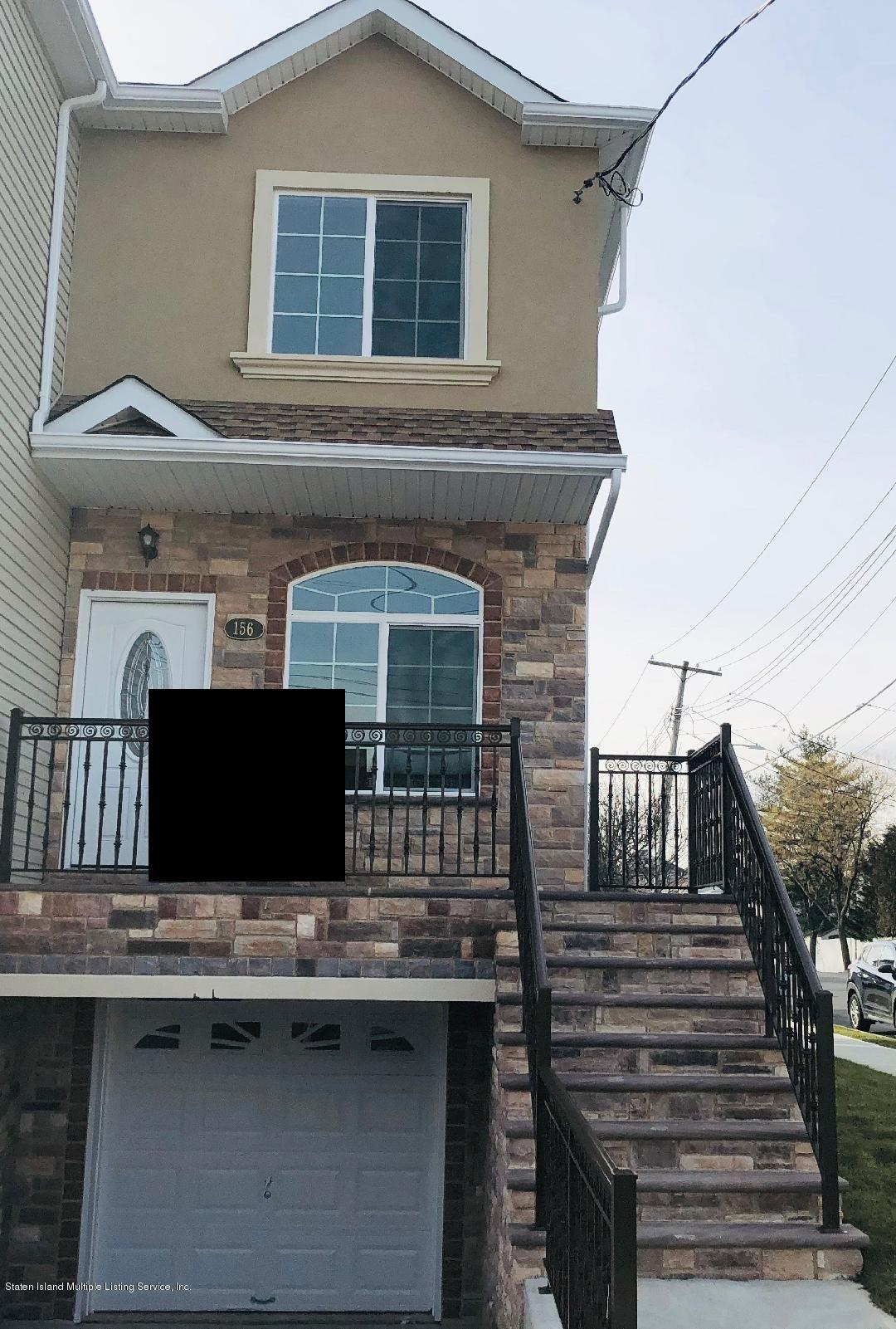 Single Family - Semi-Attached in Oakwood - 156 Hopkins Avenue  Staten Island, NY 10306