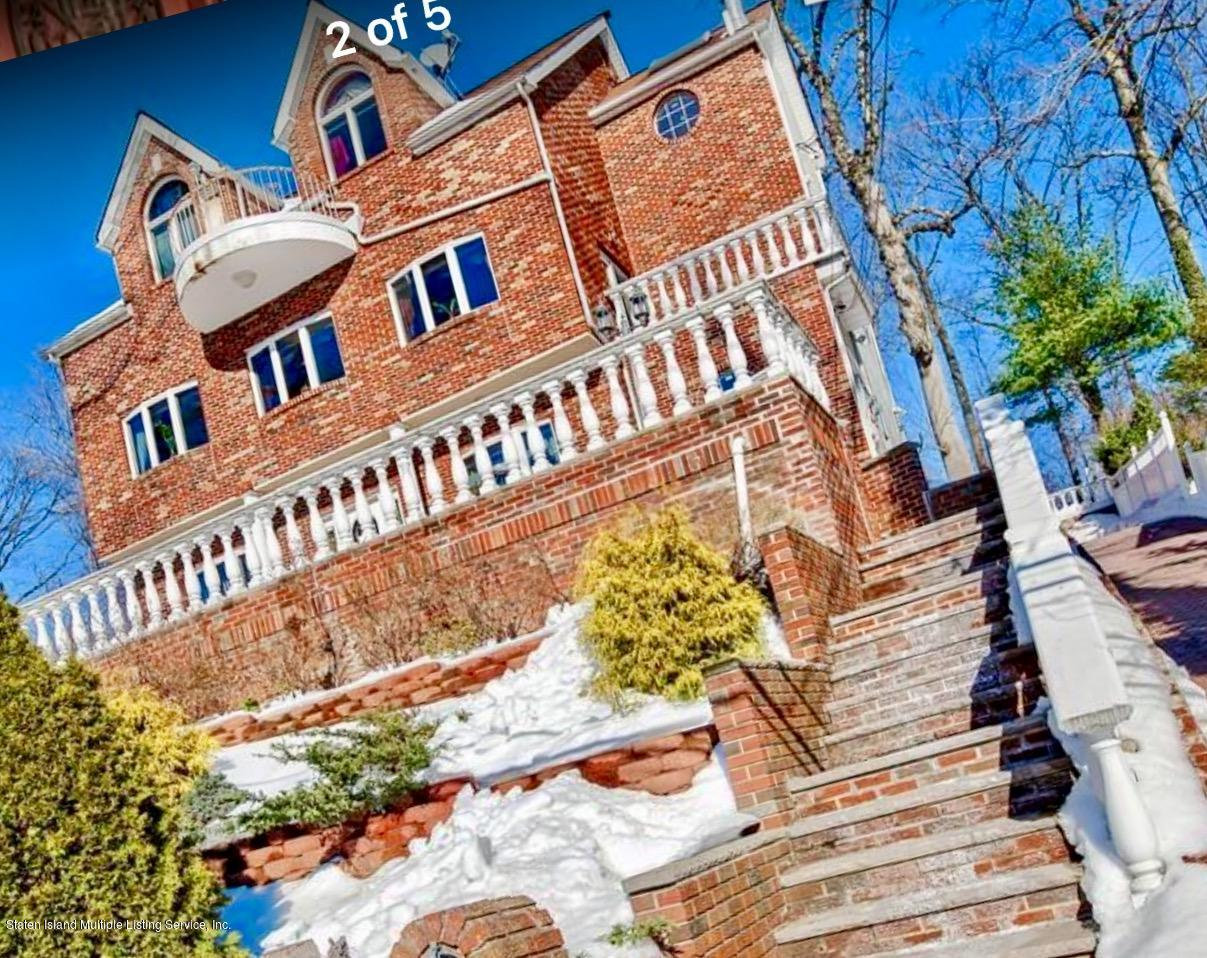 Two Family - Detached in Grymes Hill - 155 Highland Avenue  Staten Island, NY 10301