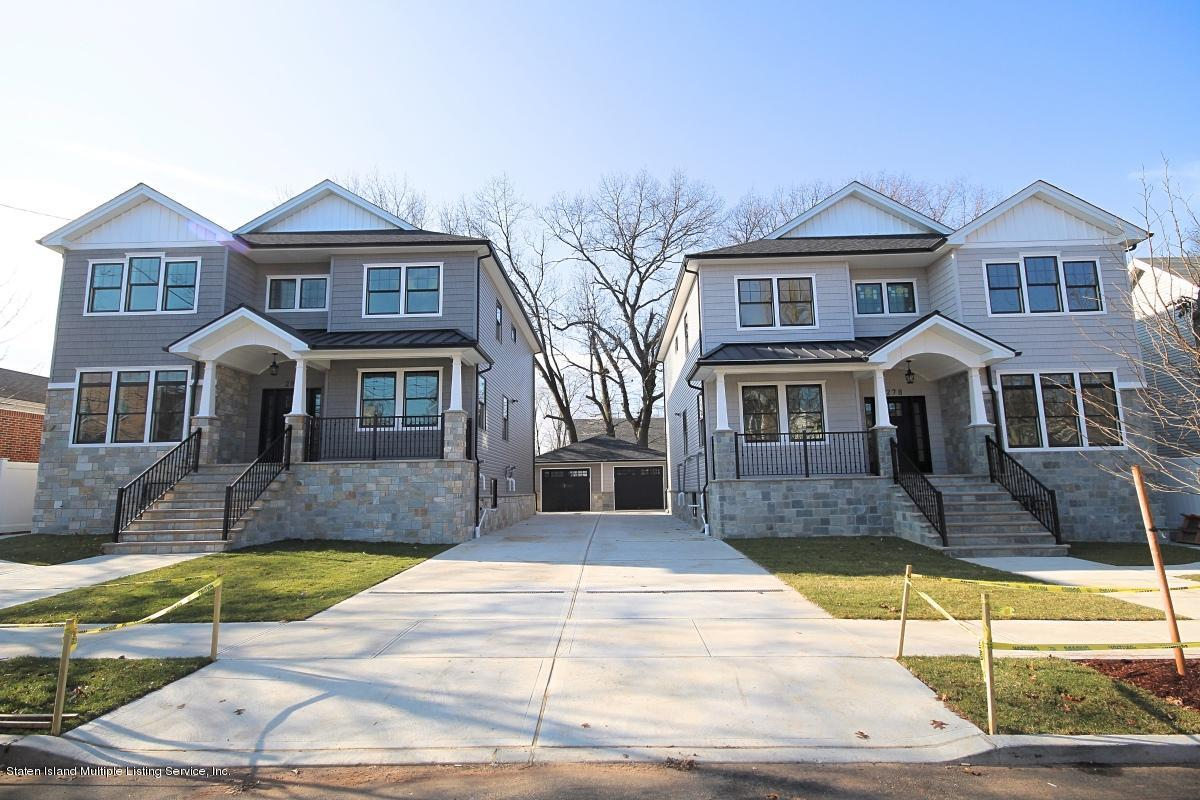 Two Family - Detached 278 Main Street  Staten Island, NY 10307, MLS-1125142-98
