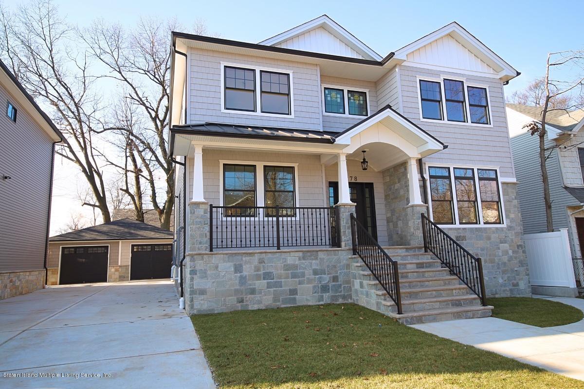 Two Family - Detached 278 Main Street  Staten Island, NY 10307, MLS-1125142-4