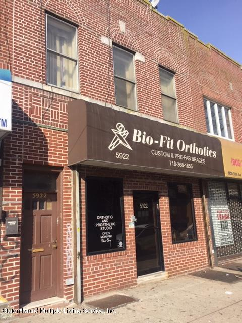 Commercial in Borough Park - 5922 20th Avenue  Brooklyn, NY 11204