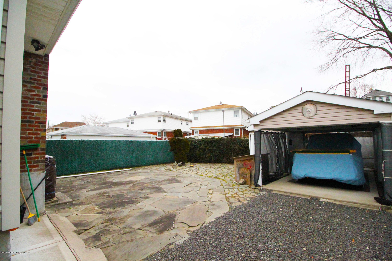 Single Family - Detached 257 Hurlbert Street  Staten Island, NY 10305, MLS-1125359-4