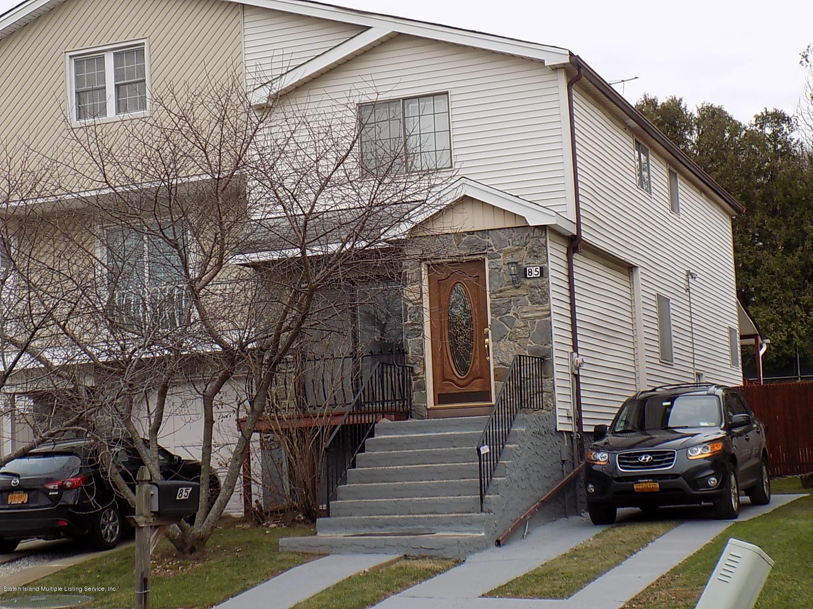 Single Family - Semi-Attached in Heartland Village - 85 Bogota Street  Staten Island, NY 10314