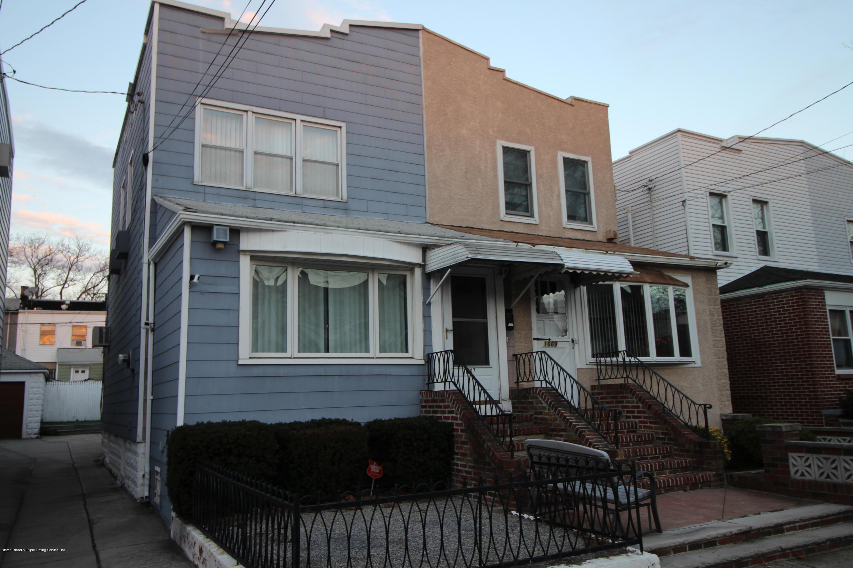 Single Family - Semi-Attached 1667 73rd Street  Brooklyn, NY 11204, MLS-1125442-2