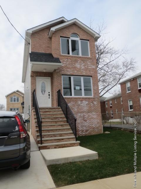 Two Family - Detached in Snug Harbor - 126 Bard Avenue  Staten Island, NY 10310
