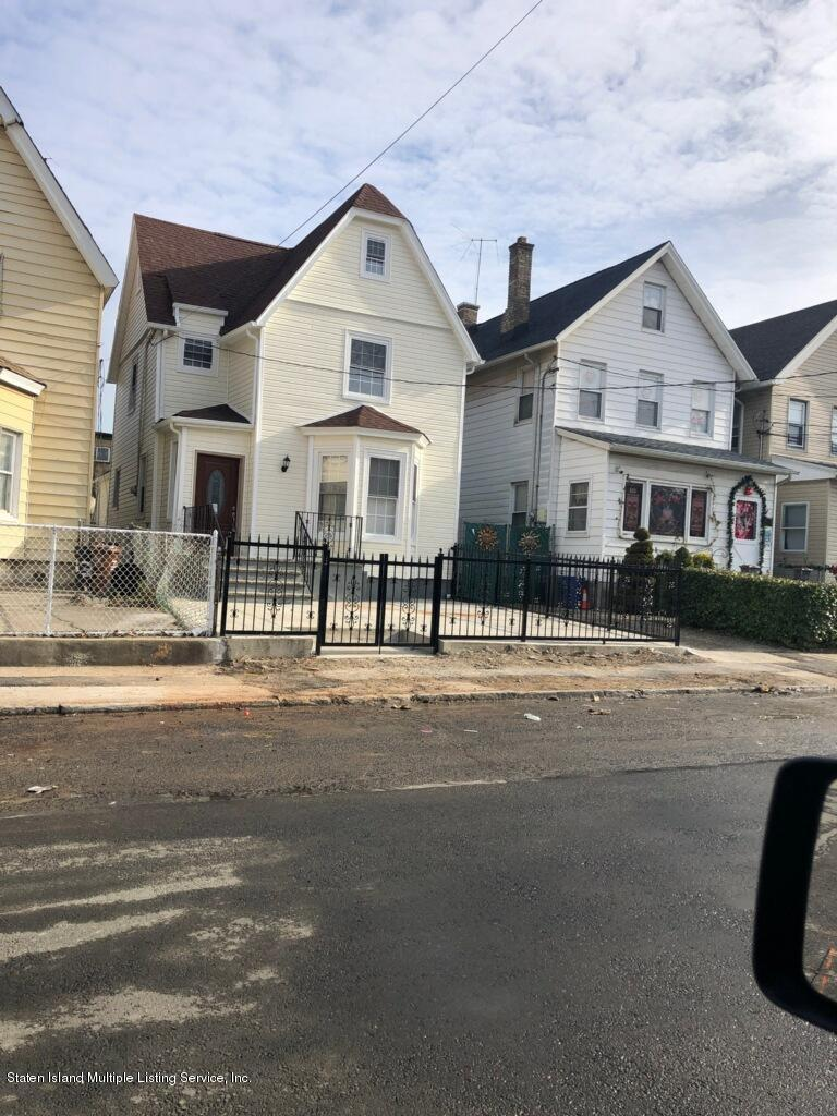 Single Family - Detached in Port Richmond - 85 Sharpe Avenue  Staten Island, NY 10302