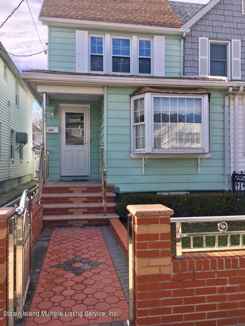 Single Family - Semi-Attached in Mill Basin - 1520 54th Street  Brooklyn, NY 11234