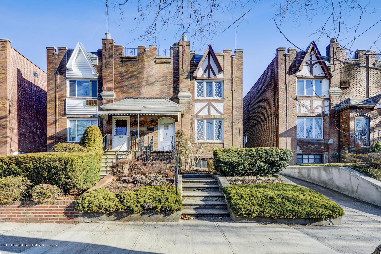 Single Family - Semi-Attached 1245 85th Street  Brooklyn, NY 11228, MLS-1125887-2