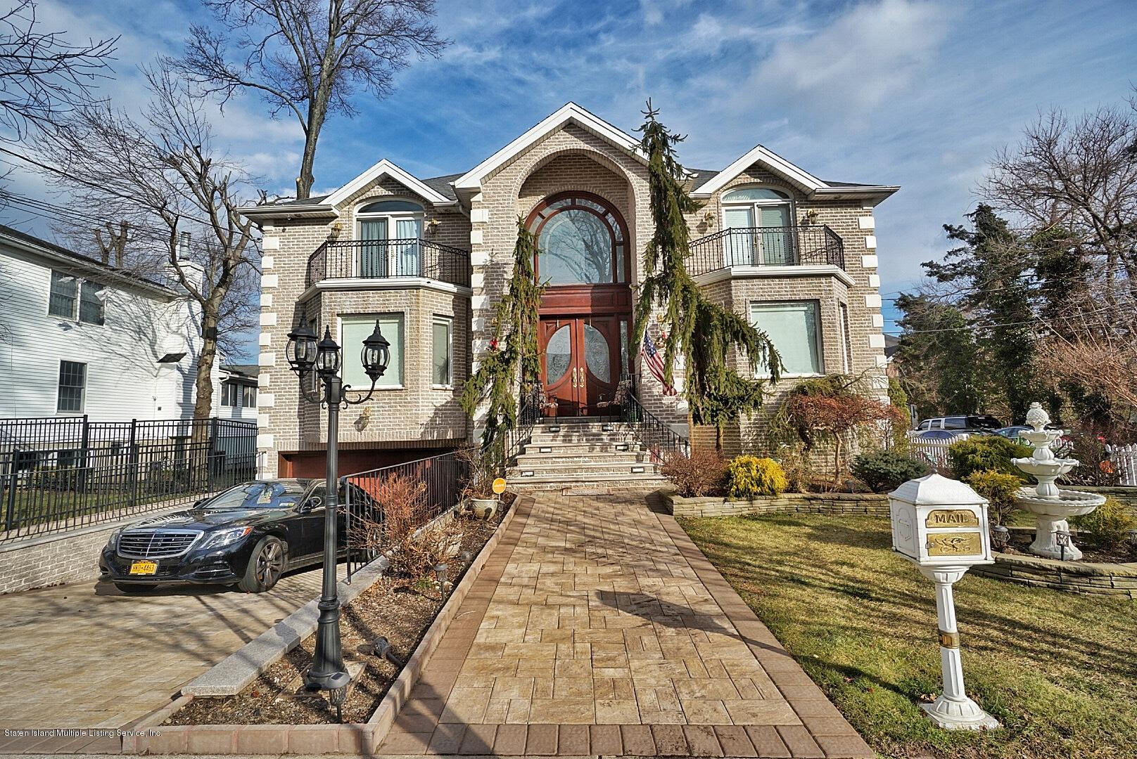 Two Family - Detached 199 Sprague Avenue  Staten Island, NY 10307, MLS-1126068-41