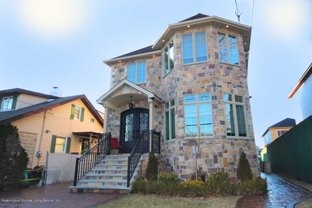 Two Family - Detached in Annadale - 249 Edgegrove Avenue  Staten Island, NY 10312